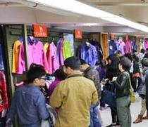 CAMEL骆驼户外秋冬实体新品订货会在广州隆重举行