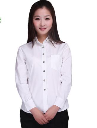 【喬家棉依】2013秋季新款 棉彈力通勤簡約女襯衫