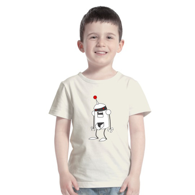 下一代童装圆领短袖T恤