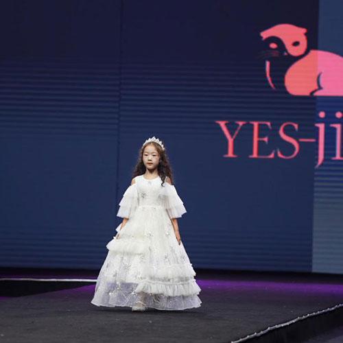 YES JING KIDS带你玩转2018亚洲国际童装节