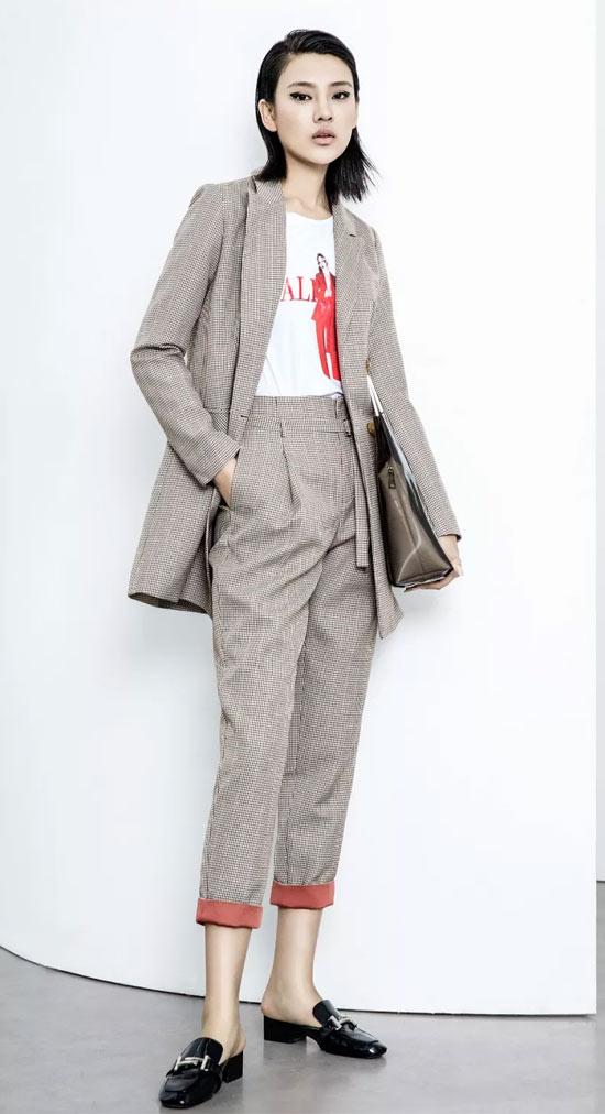 上班怎么穿才能优雅又时尚?一周通勤上班的穿搭指南