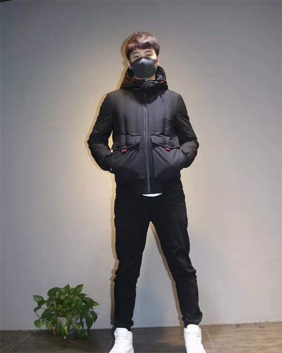玖生活时尚品牌男装冬季新款巨献!