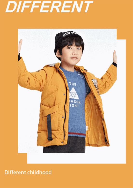 官宣丨这个冬天 值得买的童装外套服!