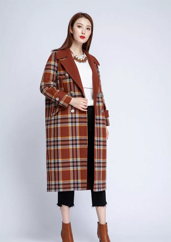 OCEAN浩洋国际:冬季大衣的花样年华