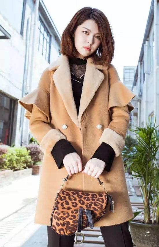 珈姿莱尔:雅致毛呢外套 打造品质城市温度