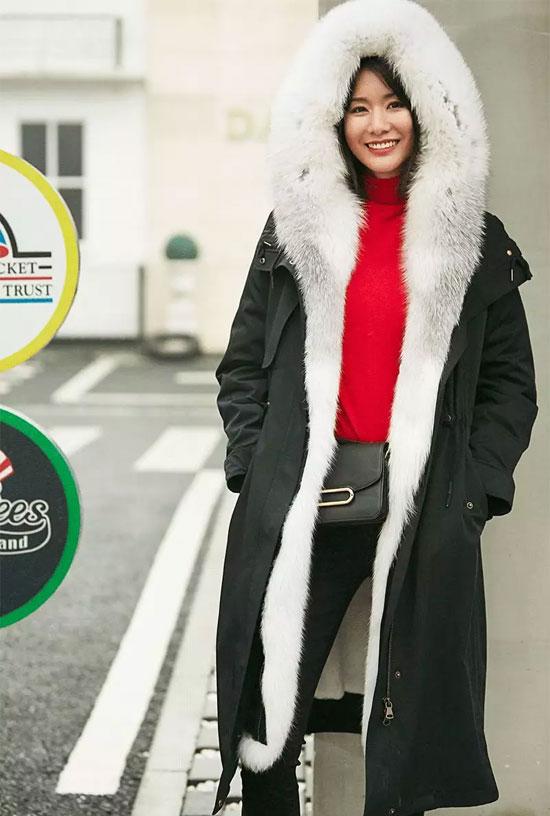 EP雅莹:有风度 也有温度的派克大衣