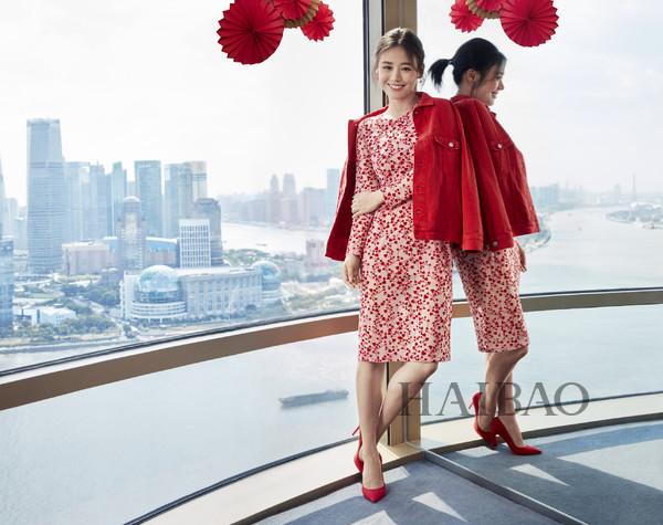 H&M 2019中国新年系列广告大片 阖家欢聚共享幸福美好(图5)