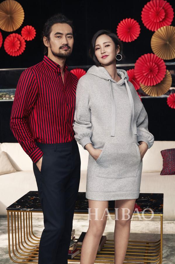 H&M 2019中国新年系列广告大片 阖家欢聚共享幸福美好(图9)