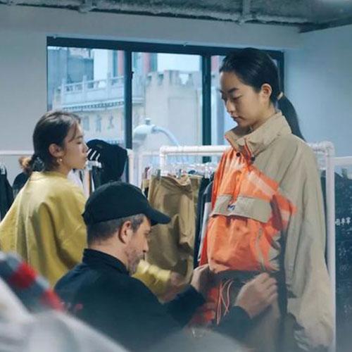 中国李宁明日纽约时装周秀款抢先看