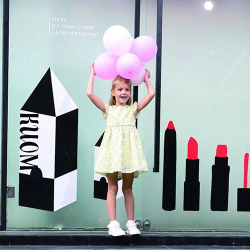 有一种好习惯叫做:逛街必逛芭乐兔品牌童装专卖店