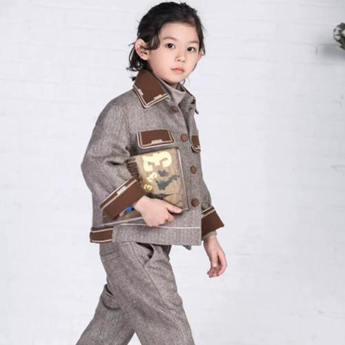 DHAiii童裝 丨 每個人都是自己的主角 -2019年冬&年裝訂貨會