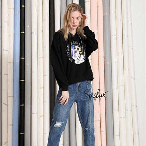 广州莎斯莱思时尚女装 实现1+1>2的完美搭配效果!