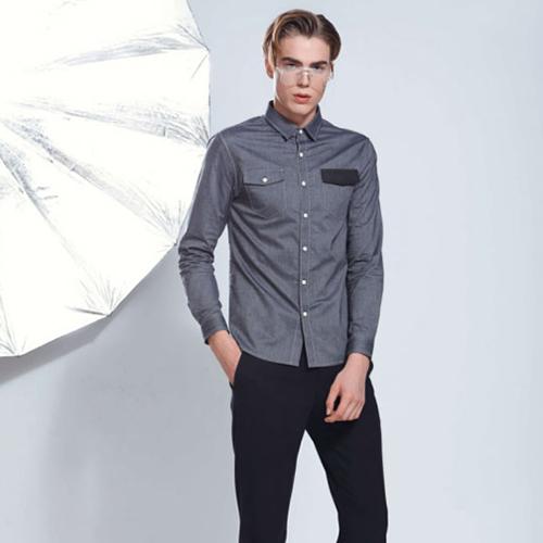 马上又到了衬衫季 Saslax助你轻松穿出与众不同!