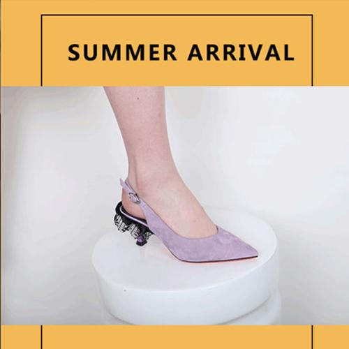 丹比奴鞋子2019夏季新品鉴赏|女权新篇章