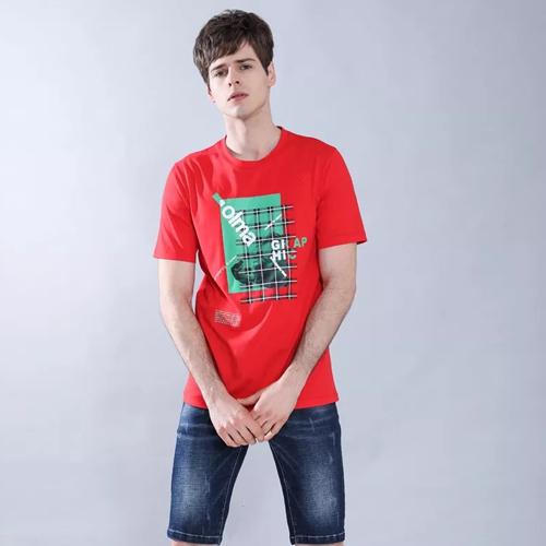 Saslax莎斯莱思时尚男装,炎炎夏日,做个彩色少年可好?