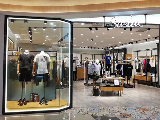 怎么开好一家男装店? 品牌Saslax莎斯莱思五个经验给到你