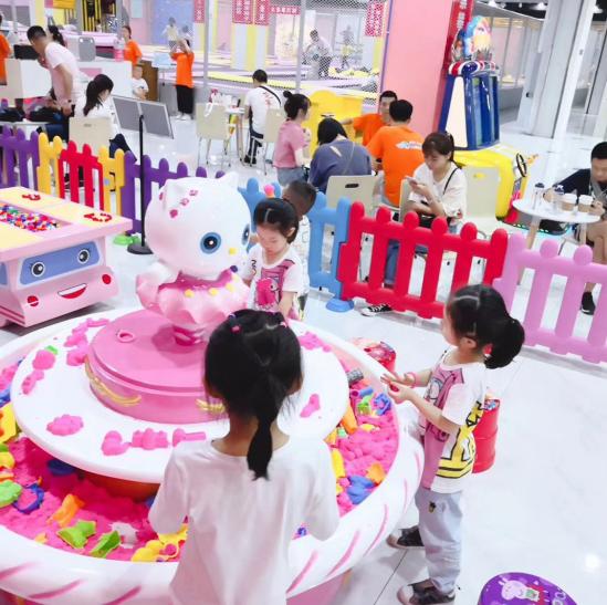 儿童手工加盟淘乐屋,孩童的快乐源泉,家长的安全圣地
