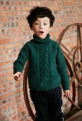 冬季的保暖搭配技巧,让孩子穿出时尚感!