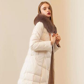 【CAUSOULLINE】高斯雪岚:冬季最全羽绒服穿搭指南