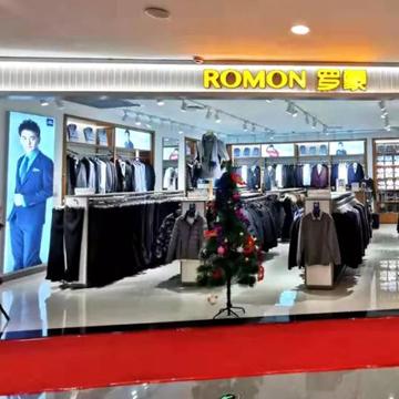 罗蒙新零售辽宁锦州中央大街锦绣前程购物中心店盛大开业