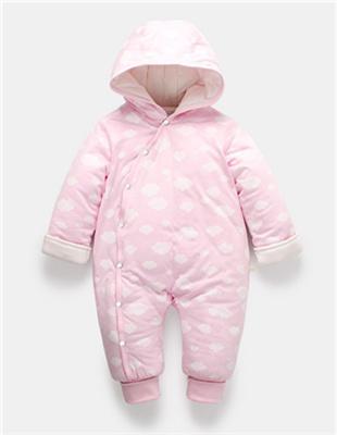 宝宝适合穿什么衣服?叮当槌童装满足健康!
