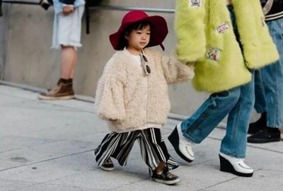 时尚穿搭品味 从娃娃抓起