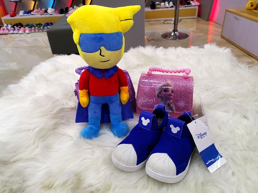 波比超人童鞋品牌折扣店,一年盈利超出想象