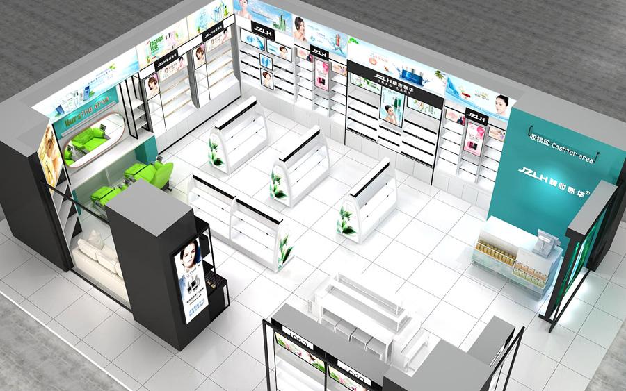 投资精妆联华进口美妆生活馆 让你的掘金路上轻松更省心