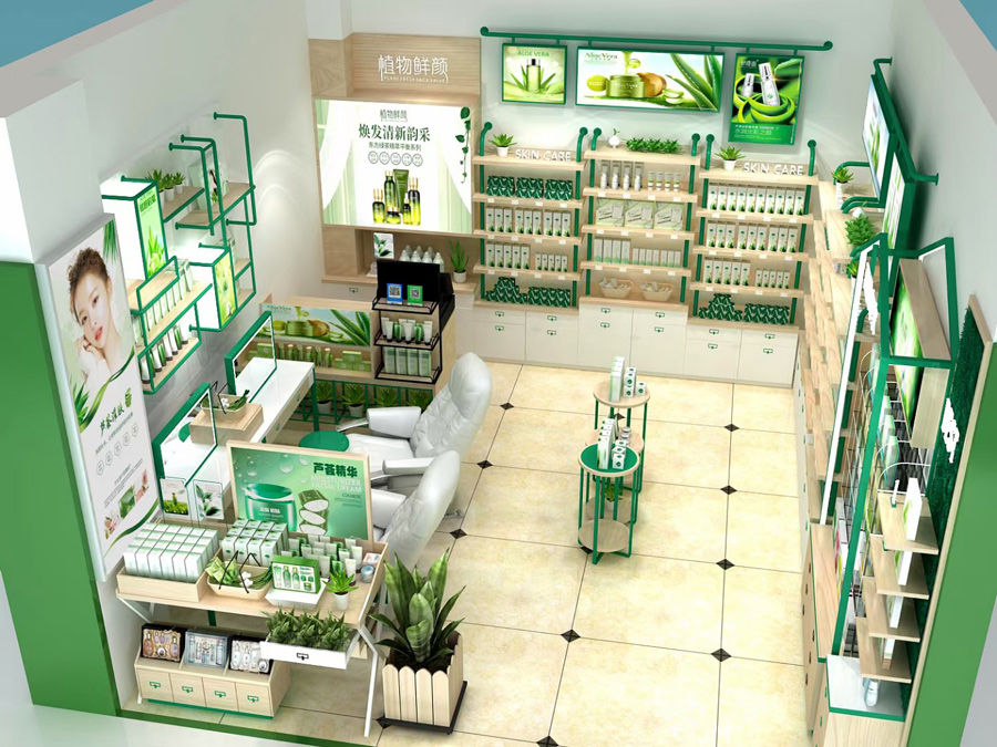 以丰厚经验应对市场变革 植物鲜颜给创业者带来广阔收益