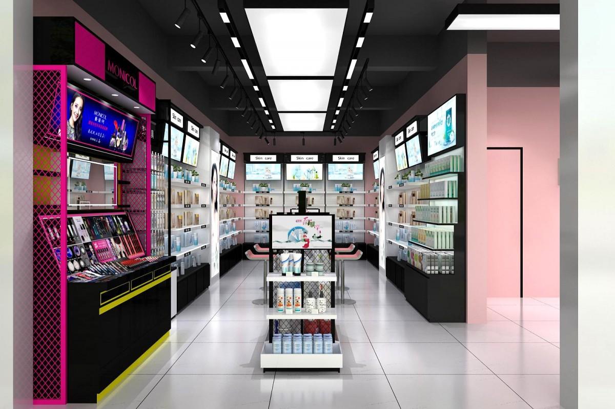 选择精妆联华全球美妆生活馆 实力品牌助你轻松创业