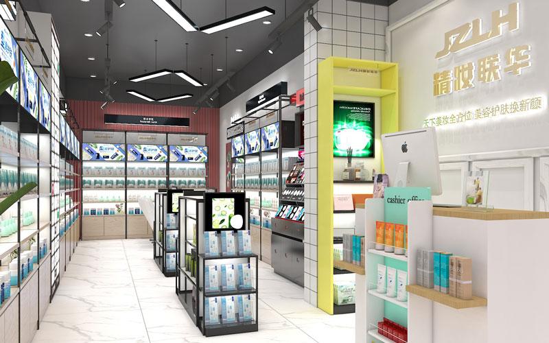 强劲实力带来五大创业优势 精妆联华美妆生活馆不容错过