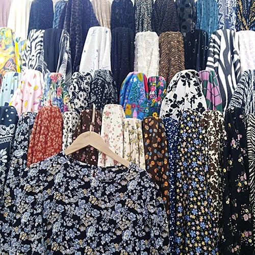 纺织视野|探秘杭州四季青面料市场和意法服饰城