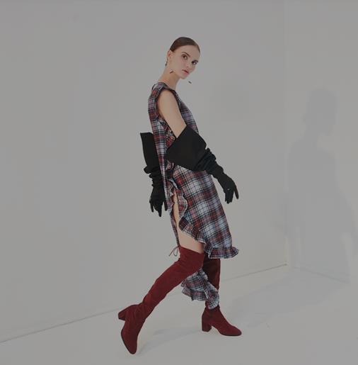女鞋加盟店免费铺货定位中低档次的女鞋品牌