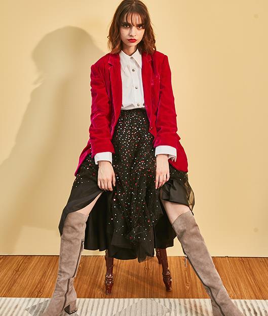 Fed女鞋引领潮流成为时尚女性的新宠