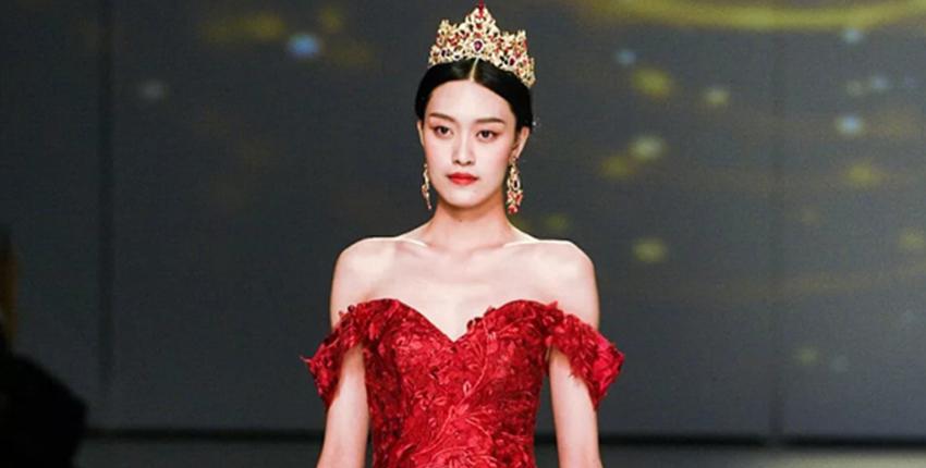 全球速卖通婚纱礼服&珠宝大秀:演绎梦幻的时尚大秀