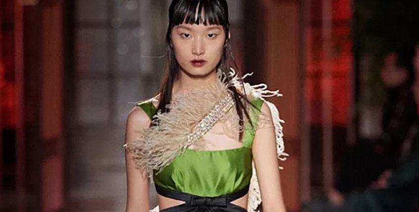 Miu Miu 2019 早春系列时装秀——上海发布