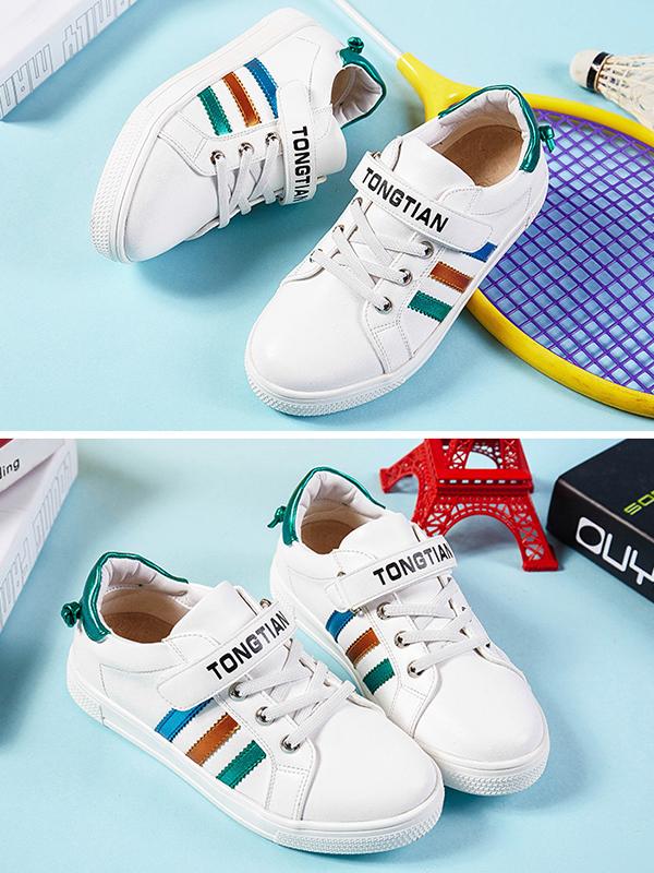 童天童鞋女童小白鞋
