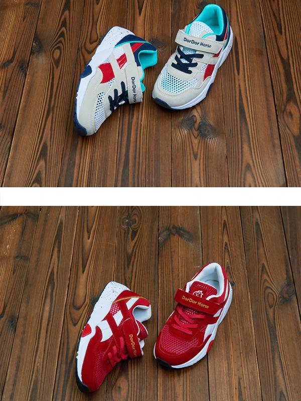 多多马网面运动鞋