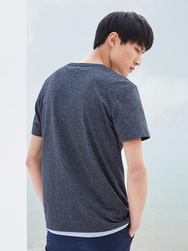 海澜之家夏季新品T恤