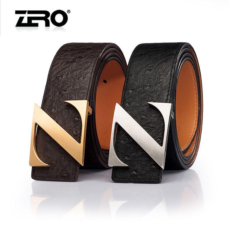 zero零度商务配饰皮带
