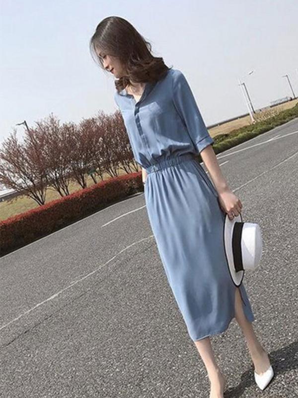 衣诗漫新款夏季女装