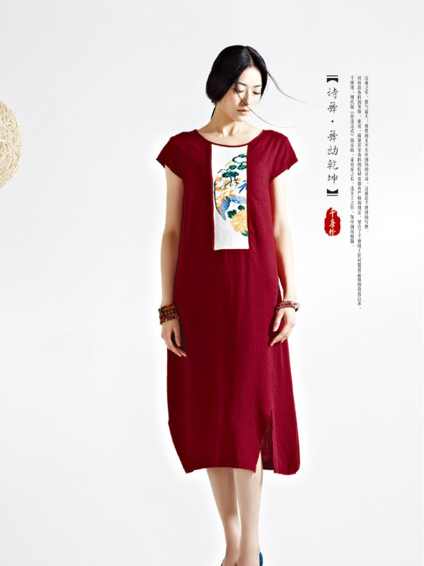 千唐绣时尚女装上新
