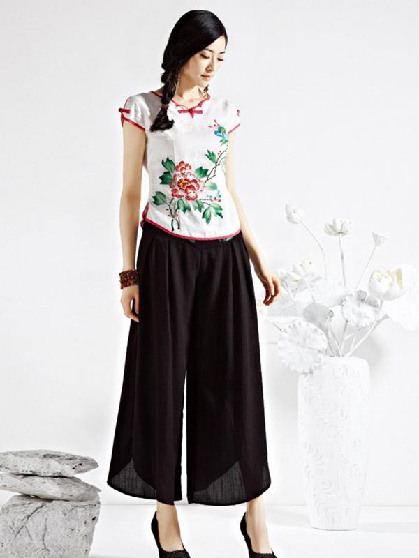 千唐绣夏季女装