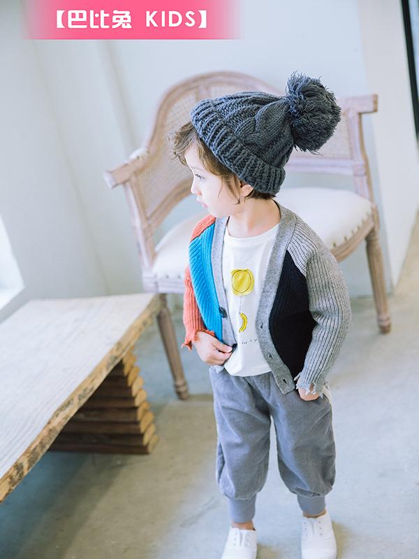 巴比兔时尚新款童装
