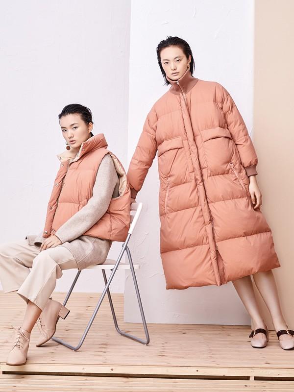 芙纯秋冬新款时尚女装