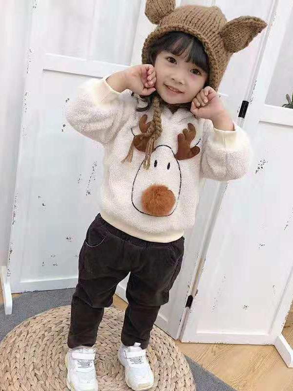 汐翡儿小童服饰新品
