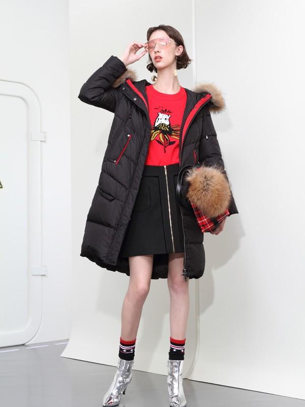 百图时尚女装2018款式