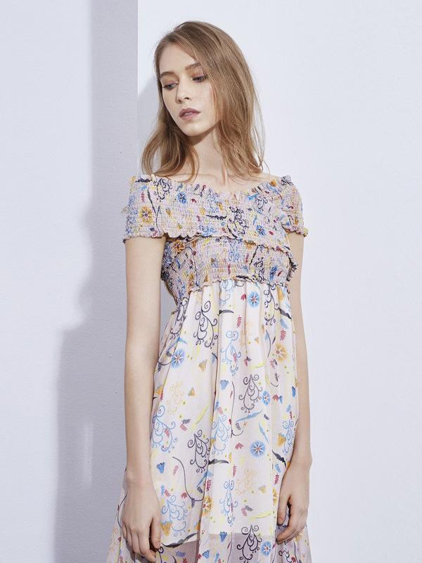 endear2018春夏款气质女装