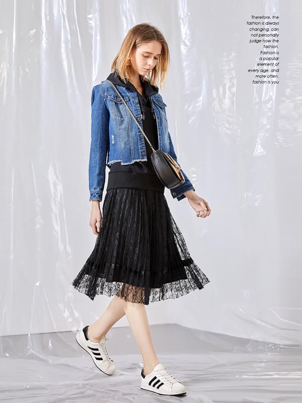 朗斯莉2018秋冬款时尚女装