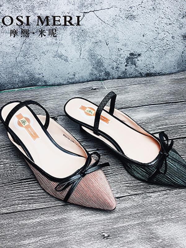 摩熙米妮女鞋款式